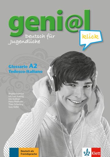 Cover geni@l klick A2 978-3-12-606303-6 Deutsch als Fremdsprache (DaF),Deutsch als Zweitsprache (DaZ)