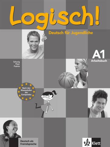 Cover Logisch! A1 978-3-12-606320-3 Deutsch als Fremdsprache (DaF),Deutsch als Zweitsprache (DaZ)