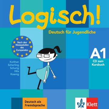 Cover Logisch! A1 978-3-12-606322-7 Deutsch als Fremdsprache (DaF),Deutsch als Zweitsprache (DaZ)