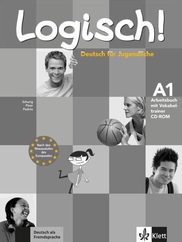 Cover Logisch! A1 978-3-12-606325-8 Deutsch als Fremdsprache (DaF),Deutsch als Zweitsprache (DaZ)