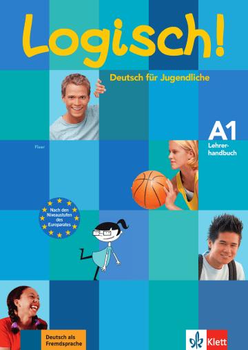Cover Logisch! A1 978-3-12-606327-2 Deutsch als Fremdsprache (DaF),Deutsch als Zweitsprache (DaZ)