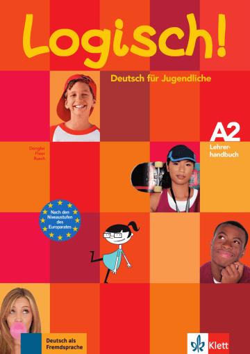 Cover Logisch! A2 978-3-12-606330-2 Deutsch als Fremdsprache (DaF),Deutsch als Zweitsprache (DaZ)