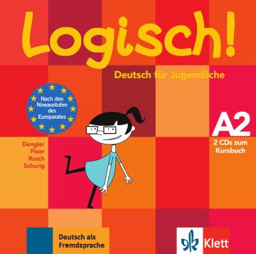 Cover Logisch! A2 978-3-12-606331-9 Deutsch als Fremdsprache (DaF),Deutsch als Zweitsprache (DaZ)