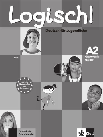 Cover Logisch! A2 978-3-12-606332-6 Deutsch als Fremdsprache (DaF),Deutsch als Zweitsprache (DaZ)