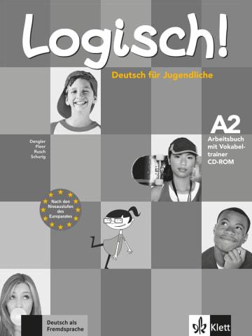 Cover Logisch! A2 978-3-12-606333-3 Deutsch als Fremdsprache (DaF),Deutsch als Zweitsprache (DaZ)
