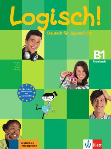 Cover Logisch! B1 978-3-12-606335-7 Deutsch als Fremdsprache (DaF),Deutsch als Zweitsprache (DaZ)