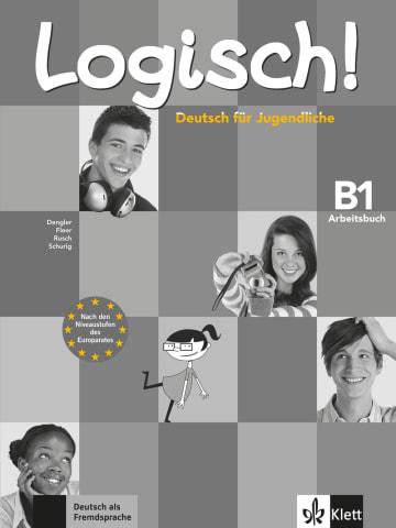 Cover Logisch! B1 978-3-12-606336-4 Deutsch als Fremdsprache (DaF),Deutsch als Zweitsprache (DaZ)