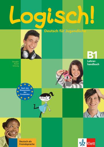 Cover Logisch! B1 978-3-12-606337-1 Deutsch als Fremdsprache (DaF),Deutsch als Zweitsprache (DaZ)