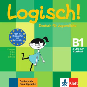 Cover Logisch! B1 978-3-12-606338-8 Deutsch als Fremdsprache (DaF),Deutsch als Zweitsprache (DaZ)