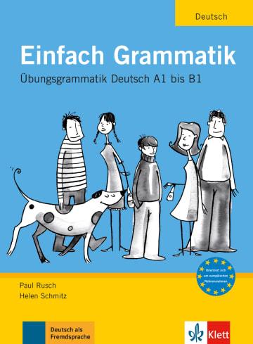 Cover Einfach Grammatik 978-3-12-606368-5 Deutsch als Fremdsprache (DaF)