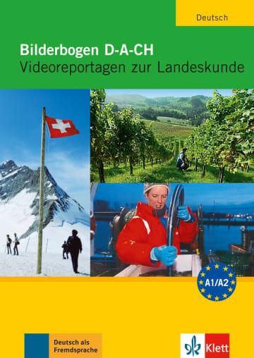 Cover Bilderbogen D-A-CH 978-3-12-606378-4 Deutsch als Fremdsprache (DaF)