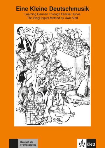Cover Eine kleine Deutschmusik 978-3-12-606391-3 Deutsch als Fremdsprache (DaF)