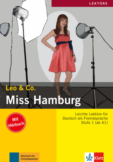 Cover Miss Hamburg 978-3-12-606393-7 Deutsch als Fremdsprache (DaF)