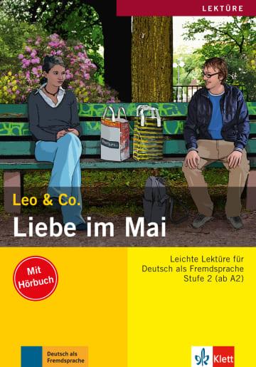 Cover Liebe im Mai 978-3-12-606395-1 Deutsch als Fremdsprache (DaF)