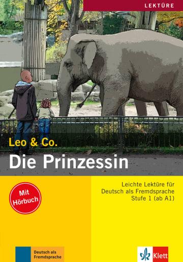 Cover Die Prinzessin 978-3-12-606398-2 Deutsch als Fremdsprache (DaF)