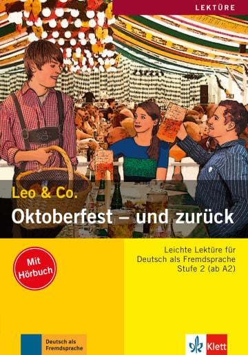Cover Oktoberfest - und zurück 978-3-12-606400-2 Deutsch als Fremdsprache (DaF)