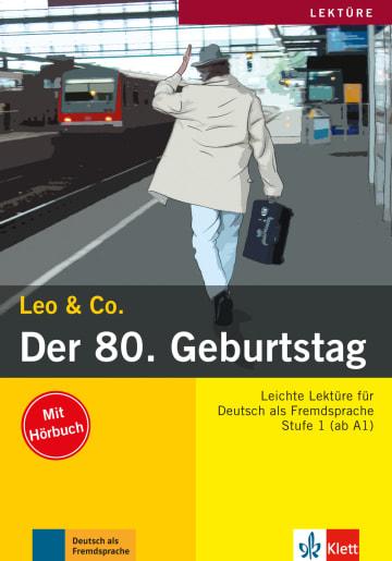 Cover Der 80. Geburtstag 978-3-12-606406-4 Deutsch als Fremdsprache (DaF)