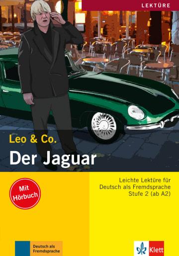 Cover Der Jaguar 978-3-12-606408-8 Deutsch als Fremdsprache (DaF)
