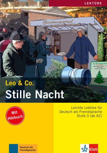 Cover Stille Nacht 978-3-12-606411-8 Elke Burger, Theo Scherling Deutsch als Fremdsprache (DaF)