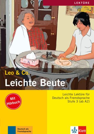 Cover Leichte Beute 978-3-12-606412-5 Deutsch als Fremdsprache (DaF)
