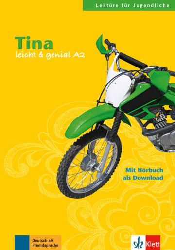 Cover Tina 978-3-12-606417-0 Theo Scherling, Elke Burger Deutsch als Fremdsprache (DaF)