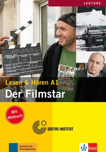 Cover Der Filmstar 978-3-12-606422-4 Deutsch als Fremdsprache (DaF)