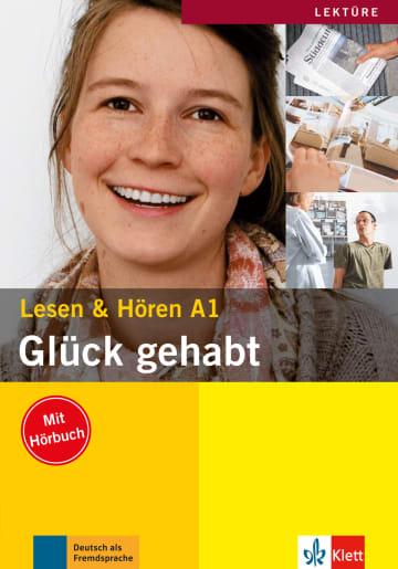 Cover Glück gehabt 978-3-12-606423-1 Deutsch als Fremdsprache (DaF)