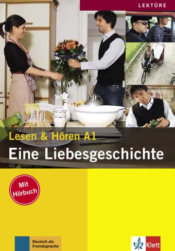 Cover Eine Liebesgeschichte 978-3-12-606424-8 Deutsch als Fremdsprache (DaF)