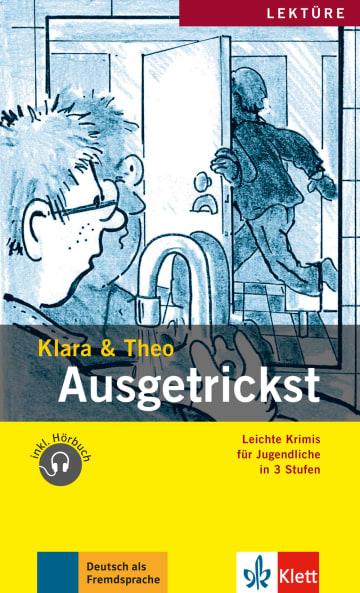 Cover Ausgetrickst 978-3-12-606439-2 Deutsch als Fremdsprache (DaF)