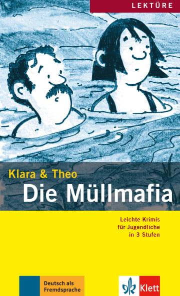 Cover Die Müllmafia 978-3-12-606442-2 Deutsch als Fremdsprache (DaF)