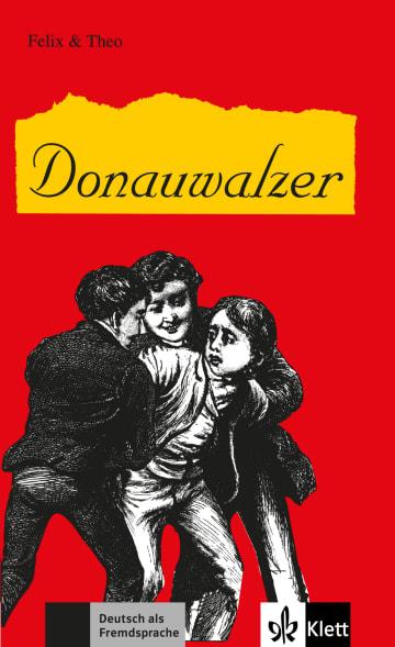 Cover Donauwalzer 978-3-12-606460-6 Deutsch als Fremdsprache (DaF)