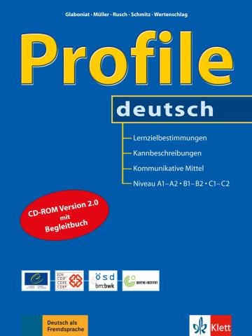 Cover Profile deutsch 978-3-12-606518-4 Deutsch als Fremdsprache (DaF)