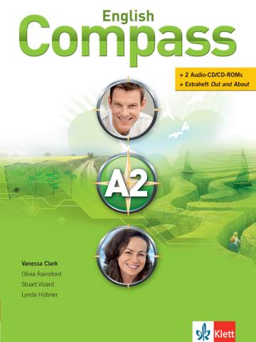 Cover English Compass A2 978-3-12-606534-4 Englisch