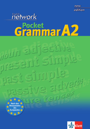 Cover English Network Pocket Grammar 978-3-12-606570-2 Englisch
