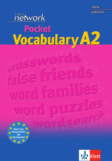 Cover English Network Pocket Vocabulary 978-3-12-606573-3 Englisch