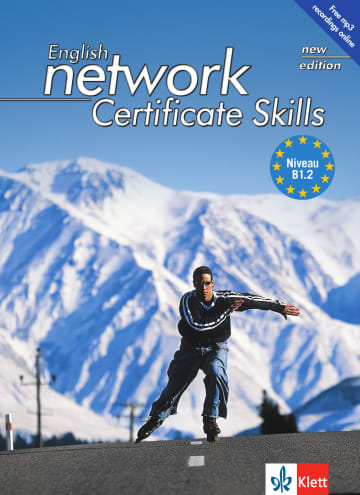 Cover English Network Certificate Skills New Edition 978-3-12-606582-5 Englisch