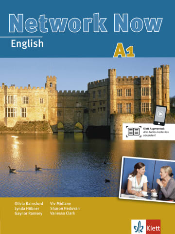 Cover Network Now A1 978-3-12-606588-7 Englisch