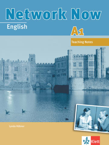 Cover Network Now A1 978-3-12-606590-0 Englisch
