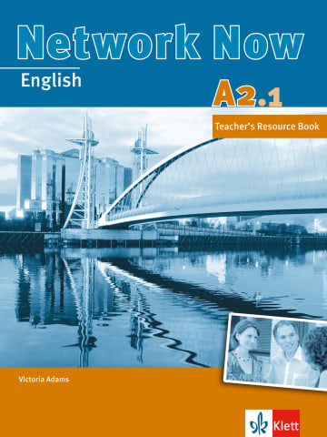 Cover Network Now A2.1 978-3-12-606592-4 Englisch