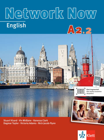 Cover Network Now A2.2 978-3-12-606593-1 Englisch