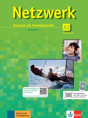 Cover Netzwerk A2 978-3-12-606997-7 Deutsch als Fremdsprache (DaF)