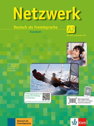 Cover Netzwerk A2 978-3-12-606998-4 Deutsch als Fremdsprache (DaF)