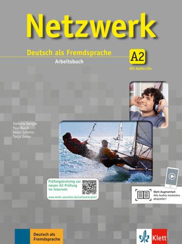 Cover Netzwerk A2 978-3-12-606999-1 Deutsch als Fremdsprache (DaF)
