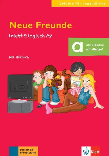 Cover Neue Freunde 978-3-12-605116-3 Deutsch als Fremdsprache (DaF)