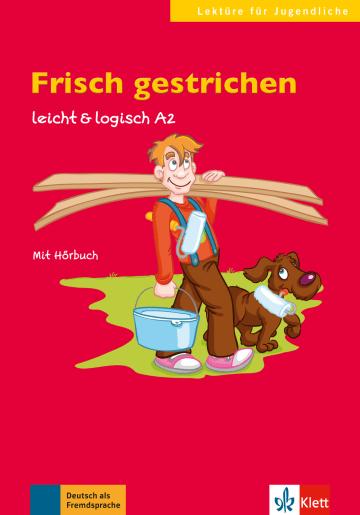 Cover Frisch gestrichen 978-3-12-605117-0 Deutsch als Fremdsprache (DaF)