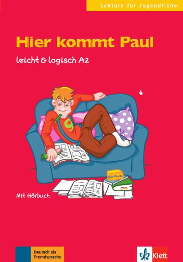 Cover Hier kommt Paul 978-3-12-605119-4 Sarah Fleer Deutsch als Fremdsprache (DaF)