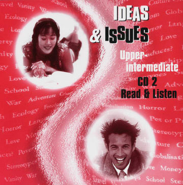 Cover Ideas and Issues 978-3-12-508450-6 Englisch
