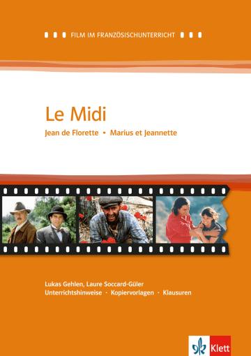 Cover Le Midi 978-3-12-598451-6 Lukas Gehlen, Laure Soccard-Güler Französisch