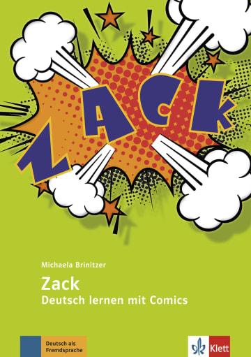 Cover Zack! 978-3-12-675079-0 Deutsch als Fremdsprache (DaF)