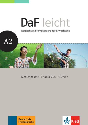 Cover DaF leicht A2 978-3-12-676258-8 Deutsch als Fremdsprache (DaF)